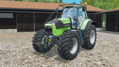 Deutz-Fahr 7250 TTV Agrotroȵ for Farming Simulator 2015