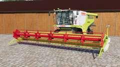 Claas Lexioᵰ 770 for Farming Simulator 2017