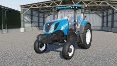 New Holland T6.125-T6.180 for Farming Simulator 2017