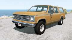 Gavril D-Series 70s v0.7.5 for BeamNG Drive