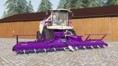 Krone BiG X 11৪0 for Farming Simulator 2017