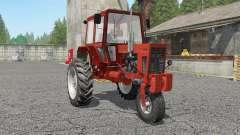 MTZ-80 Беларуꞔ for Farming Simulator 2017