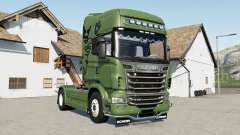 Scania R7ろ0 for Farming Simulator 2017