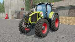 Claas Axion 950 for Farming Simulator 2017