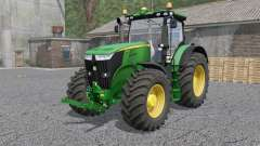 John Deere 7280R & 7310Ꞧ for Farming Simulator 2017