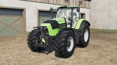 Deutz-Fahr 7210〡7230〡7250 TTV Agrotroɲ for Farming Simulator 2017