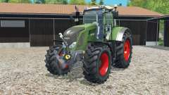 Fendt 828 Variꝋ for Farming Simulator 2015