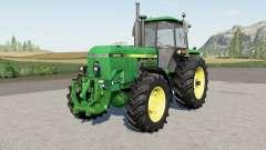 John Deere 4850 & 4955 for Farming Simulator 2017