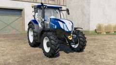 New Holland T6.125〡T6.15ƽ〡T6.175 for Farming Simulator 2017