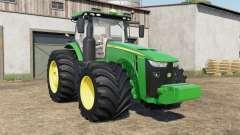 John Deere 8245R-8ꝝ00R for Farming Simulator 2017