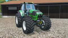 Deutz-Fahr 7250 TTV Agrotroƞ for Farming Simulator 2015