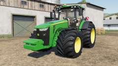 John Deere 8245R-8400Ɽ for Farming Simulator 2017