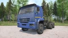 KamAZ-652Ձ for MudRunner