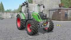 Fendt 310〡311〡312〡313 Variꝋ for Farming Simulator 2017