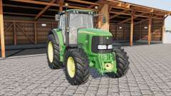John Deere 6020-series for Farming Simulator 2017