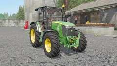 John Deere 5085Ꙧ for Farming Simulator 2017