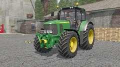 John Deere 6920Ꞩ for Farming Simulator 2017