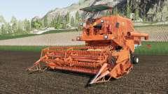 Bizon Super Z0ƽ6 for Farming Simulator 2017