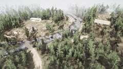 Somewhere In The Wood v1.1 for MudRunner