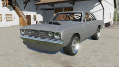 Dodge Dart 1968 for Farming Simulator 2017