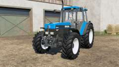 New Holland 83Ꝝ0 for Farming Simulator 2017