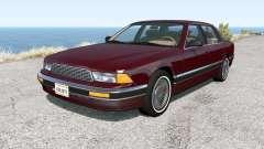 Gavril Grand Marshall LWB v1.0 for BeamNG Drive