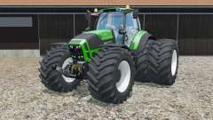 Deutz-Fahr 7250 TTV Agrotron Green Edition for Farming Simulator 2015