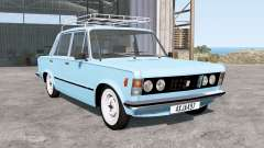 Fiat 125p for BeamNG Drive