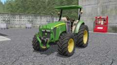 John Deere 5085M-5150Ɱ for Farming Simulator 2017