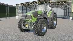 Deutz-Fahr 9290〡9310〡9340 TTV Agrotroɲ for Farming Simulator 2017
