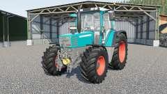 Fendt Favorit 509 & 510 C Turboshifᵵ for Farming Simulator 2017