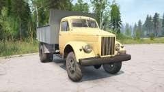 GAZ-51 for MudRunner