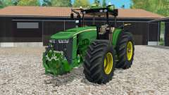 John Deere 8370Ɽ for Farming Simulator 2015