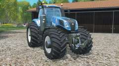 New Holland T8.3೭0 for Farming Simulator 2015