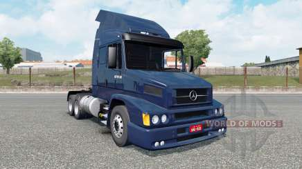 Mercedes-Benz LS 1938 for Euro Truck Simulator 2