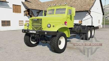 KrAZ-25৪Б for Farming Simulator 2017
