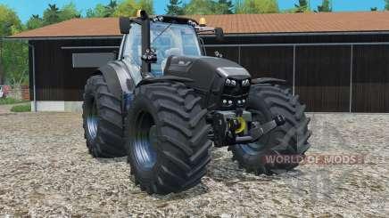 Deutz-Fahr 7250 TTV Agrotron Black Editioᶇ for Farming Simulator 2015