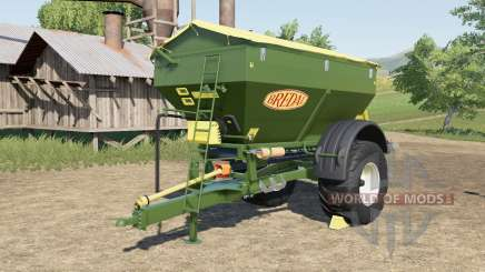 Bredal K105 & K16ⴝ for Farming Simulator 2017