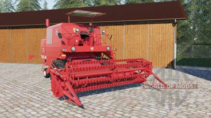 Bizon Super Ƶ056 for Farming Simulator 2017