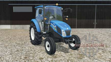 New Holland T4.6ƽ for Farming Simulator 2015