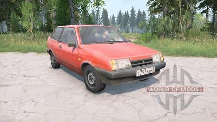 Lada Samara 1500 S for MudRunner