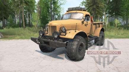 ZIL-157 Lumberjack for MudRunner
