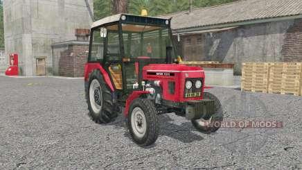 Zetoᵲ 7011 for Farming Simulator 2017