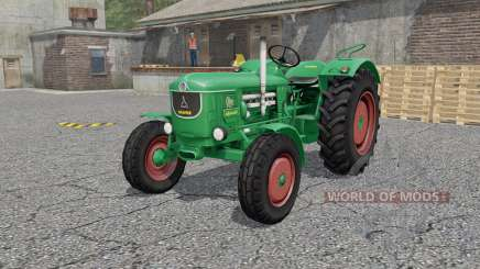 Deutz D 800ⴝ for Farming Simulator 2017