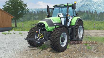 Deutz-Fahr Agrotron TTV 61୨0 for Farming Simulator 2013