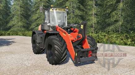 New Holland W190Ɗ for Farming Simulator 2017