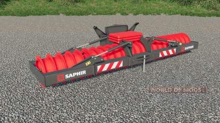 Saphir meadow roller for Farming Simulator 2017