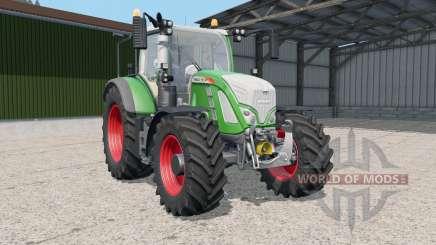 Fendt 714〡716〡718〡720〡722〡724 Variø for Farming Simulator 2017