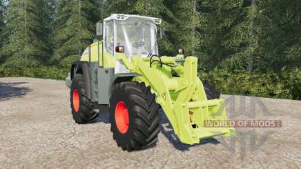 Claas Torion 1ⴝ11 for Farming Simulator 2017