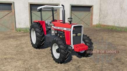 Massey Ferguson 283〡290〡297〡299 for Farming Simulator 2017